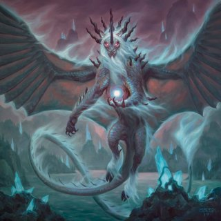 Illuna, Apex of Wishes Art by Chris Rahn