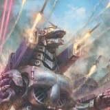 Mechagodzilla Art by Kotakan