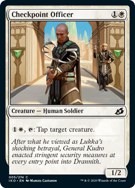 iko-005-checkpoint-officer