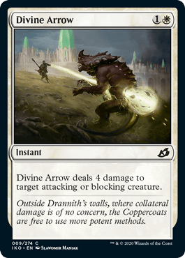 iko-009-divine-arrow