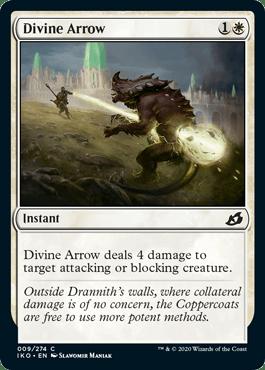 iko-009-divine-arrow