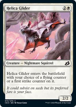 Helica Glider