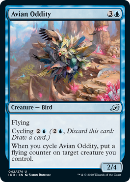 iko-042-avian-oddity