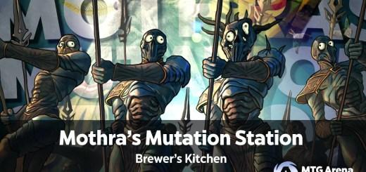 Brewer's Kitchen Mothra's Mutation Station