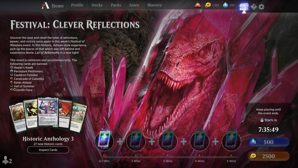 Festival: Clever Reflections