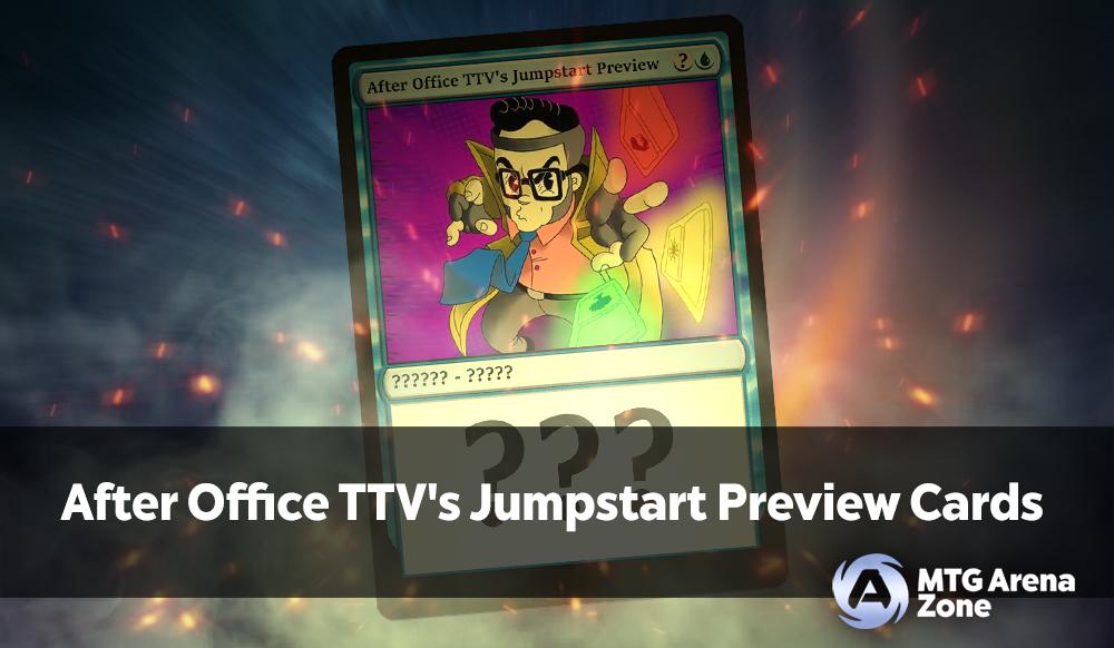 After Office TTV Jumpstart Preview