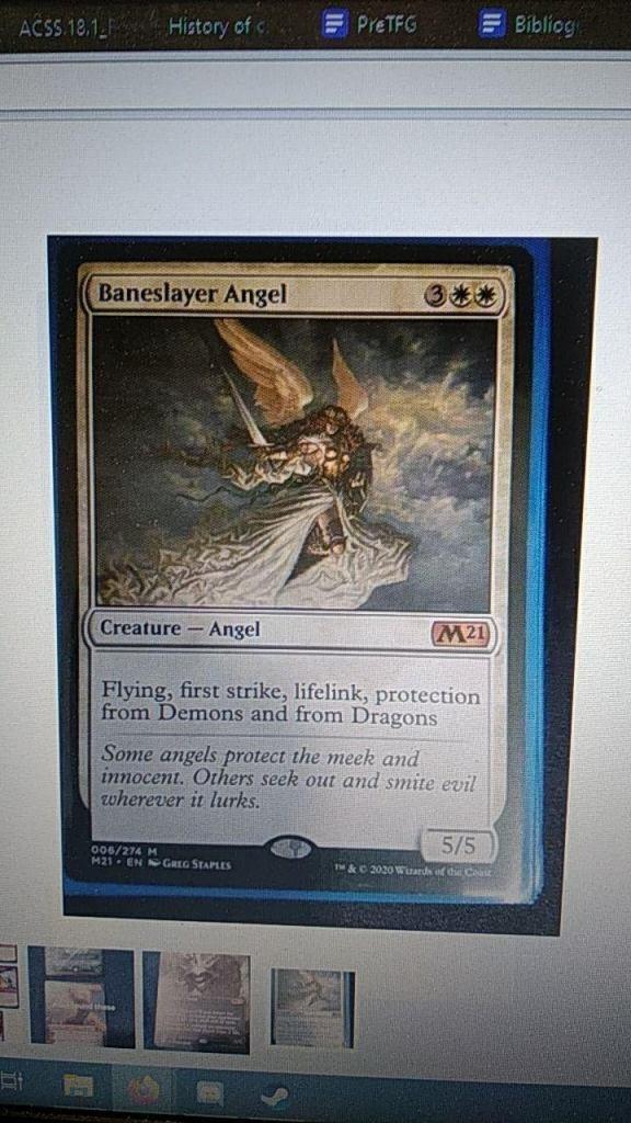 Baneslayer Angel Leak M21