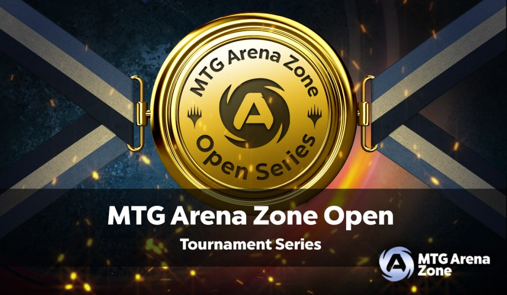 MTG Arena Zone Open Tournament Series