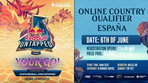 Red Bull Untapped Online Qualifier Spain