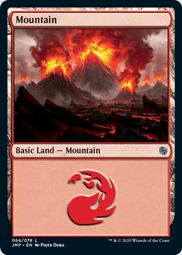 Seismic Mountain