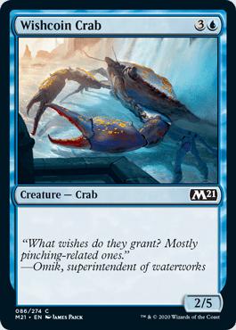 Wishcoin Crab