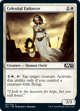 Celestial Enforcer