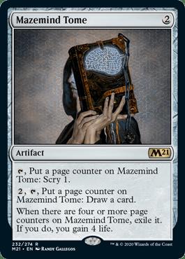 Mazemind Tome