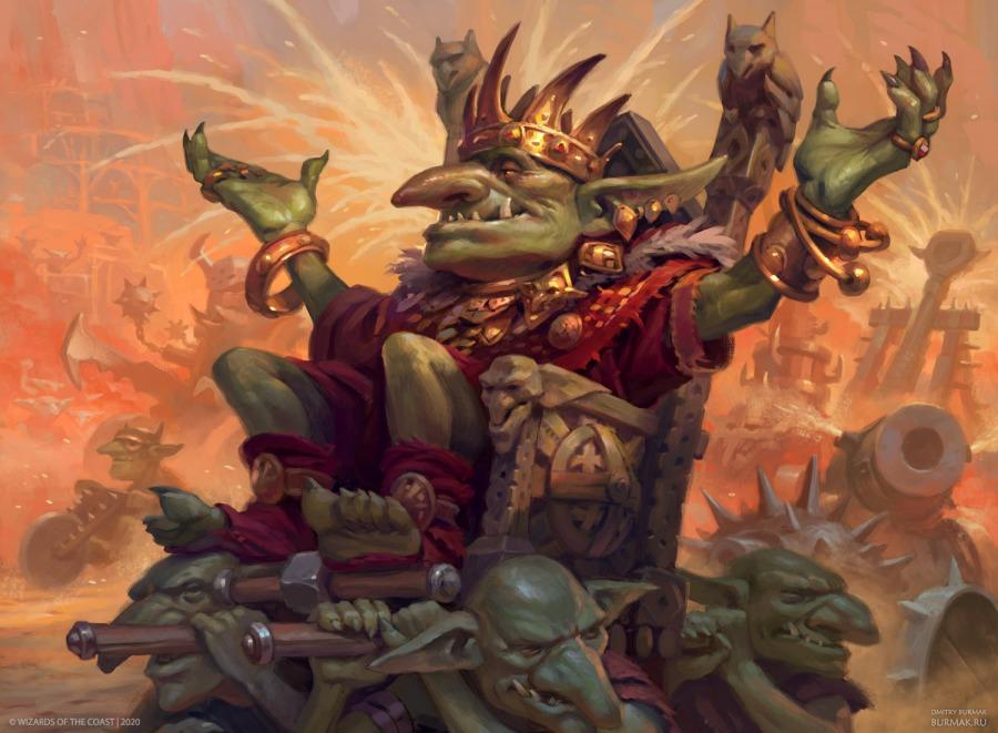 Jumpstart Historic Goblins Theorycraft • MTG Arena Zone