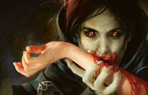Mono Black Vampires by Christian Spielvogel – Jumpstart