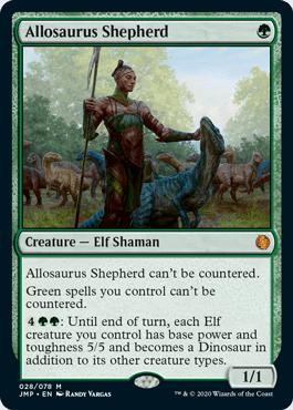 Allosaurus Shepherd