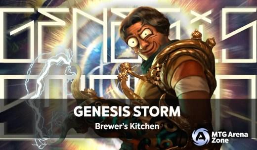 Brewer's Kitchen - Genesis Storm