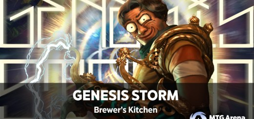 Brewer's Kitchen - Genesis Storm