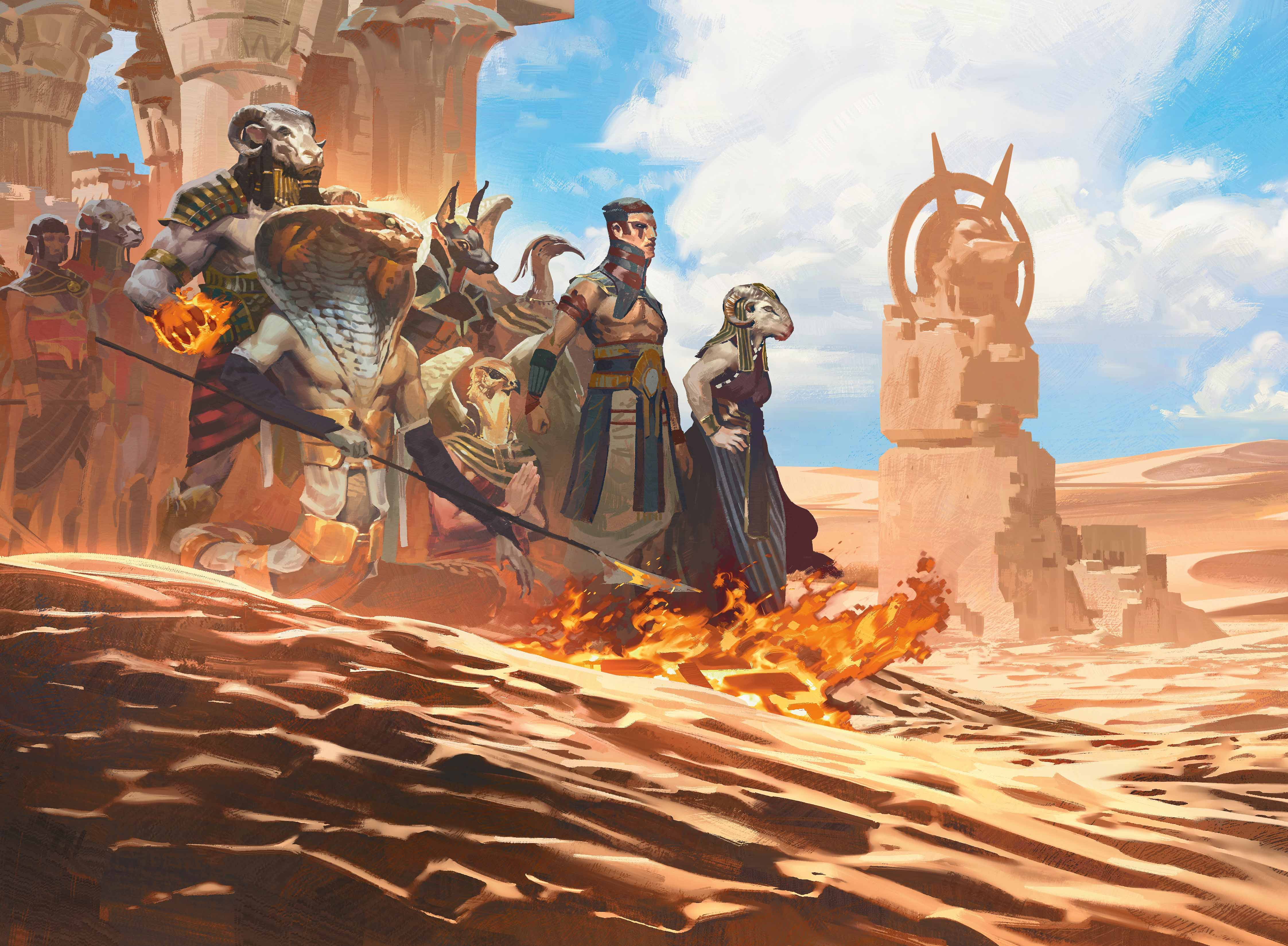 Collected Company Amonkhet Remastered
