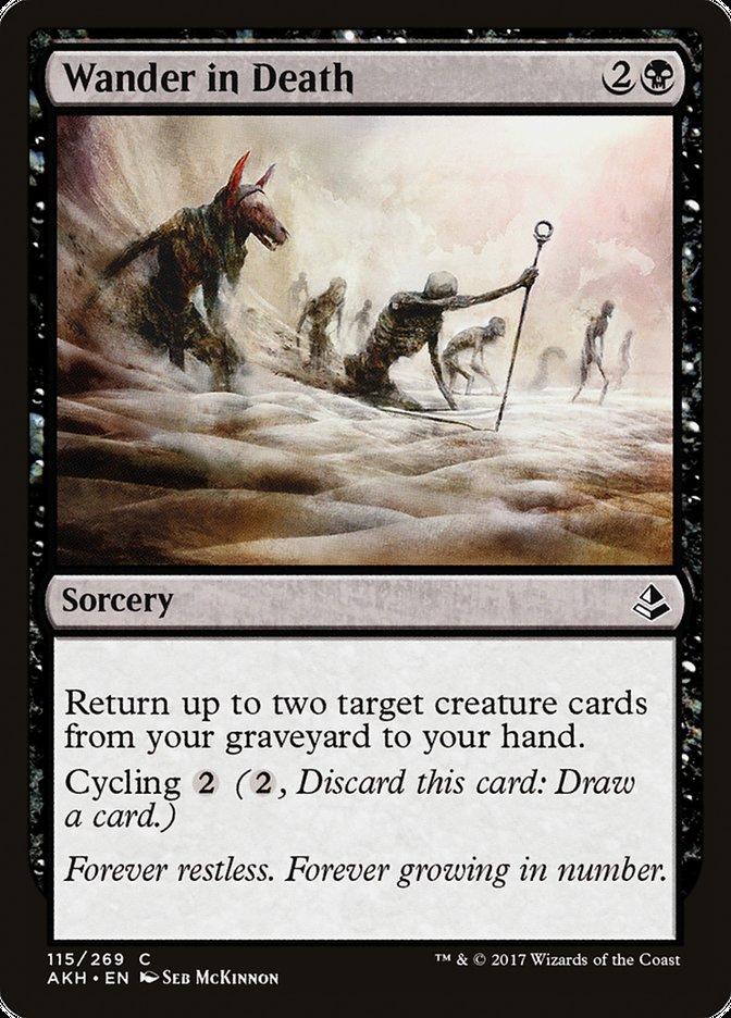 Wander in Death