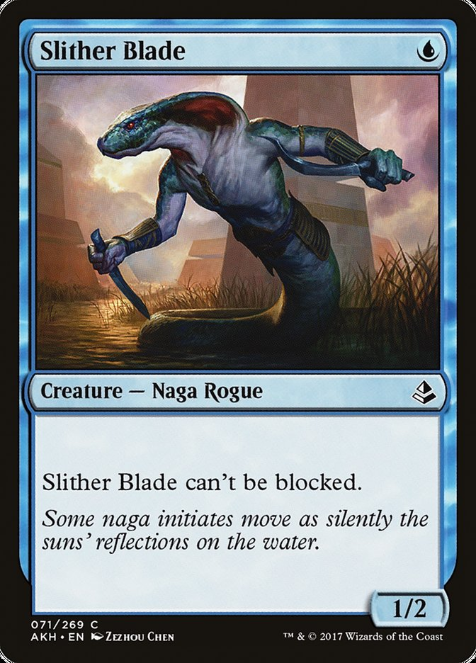 Slither Blade