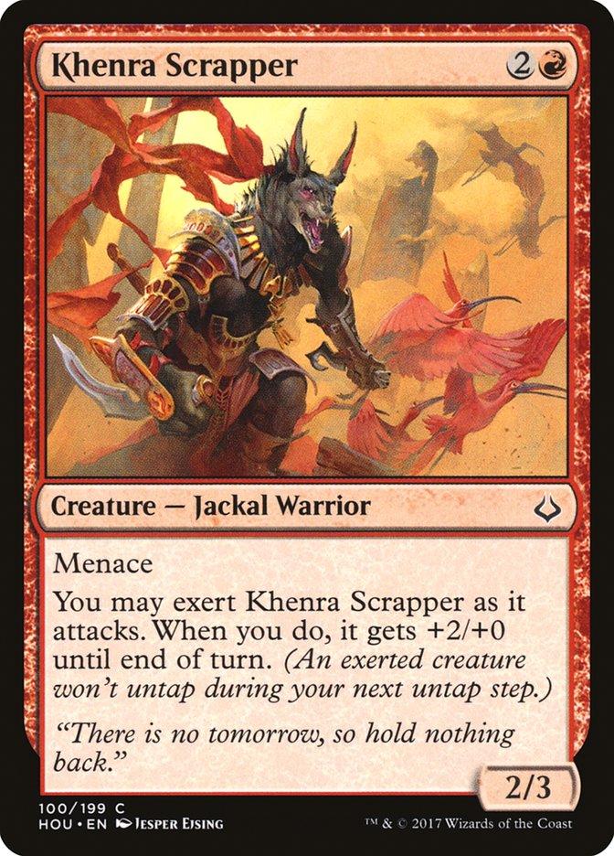 Khenra Scrapper