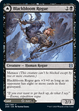 Blackbloom Rogue
