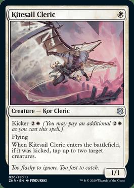Kitesail Cleric