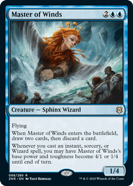Master of Winds