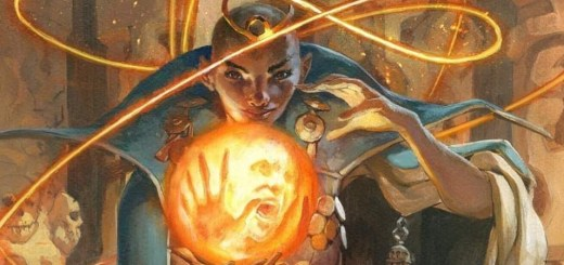 Containment Priest (Variant) MtG Art by Jesper Ejsing