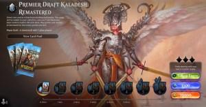 Premier Draft Kaladesh Remastered