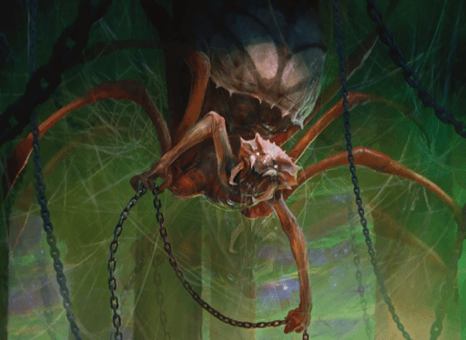 chainweb-aracnir-thb-167-art-mtga
