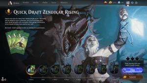 Quick Draft Zendikar Rising