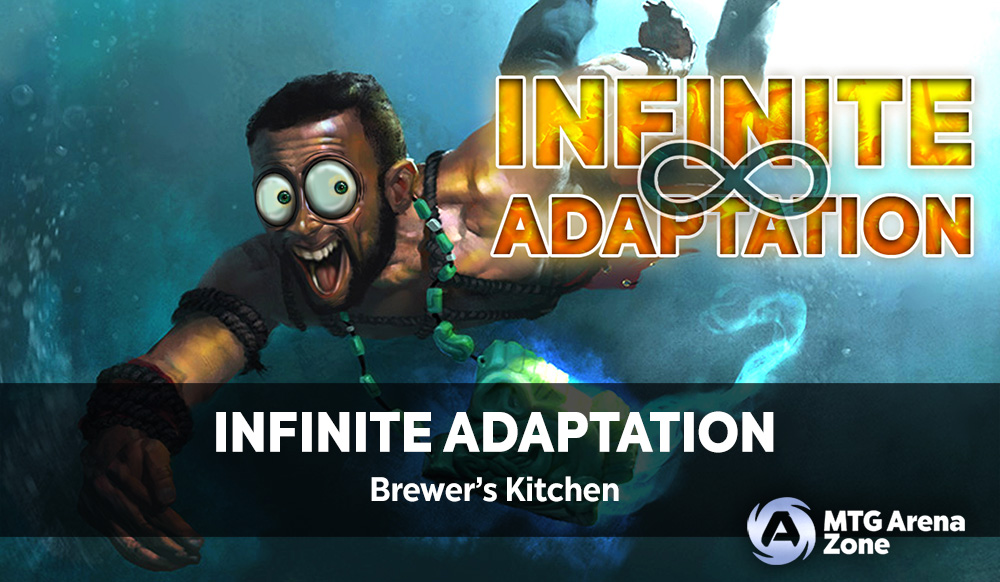 Brewer's Kitchen Infinite Adaptation