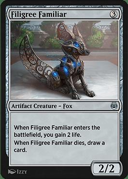 Filigree Familiar