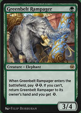 Greenbelt Rampager