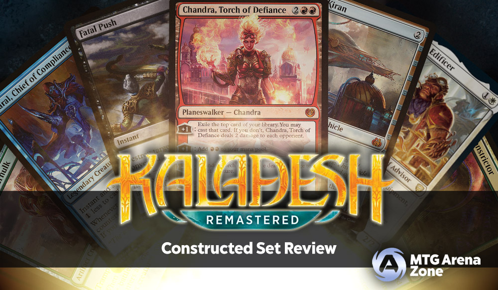 Kaladesh Remastered Constructed Set Review