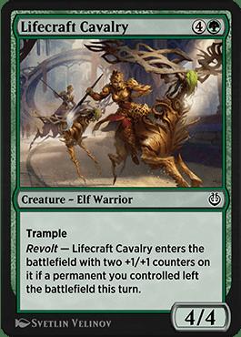 Lifecraft Cavalry