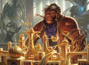 Historic Orzhov Auras by Andrea Mengucci - #3 Mythic - November 2020 Season