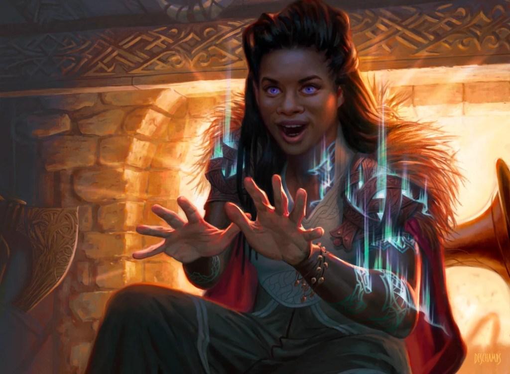 Birgi, God of Tales