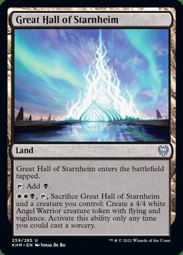 Great Hall of Starnheim