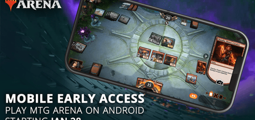 MTG Arena Mobile Early Access