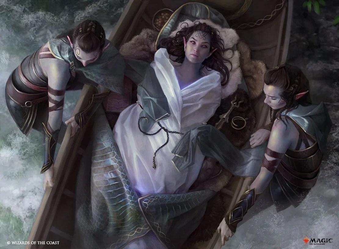Return Upon the Tide