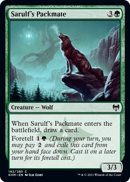 Sarulf's Packmate