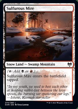 Sulfurous Mire