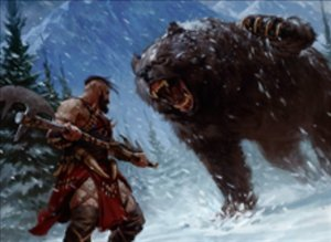 Gruul Snow Aggro by Lanyr – Standard Metagame Challenge 7 Win Deck