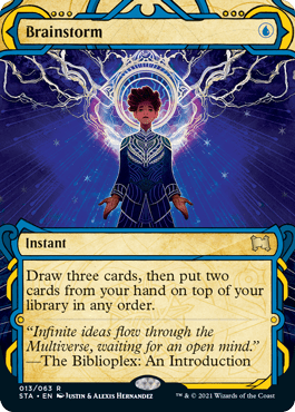 013 Mystical Archives Spoiler Card