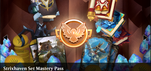 Strixhaven Set Mastery Pass