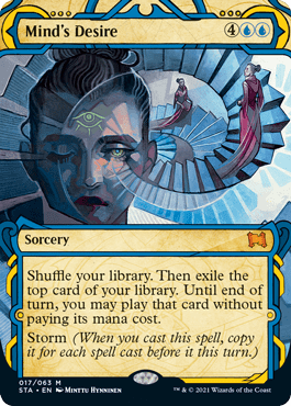 017 Mind's Desire Mystical Archives Spoiler Card