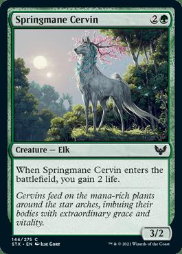 144 Strixhaven Spoiler Card